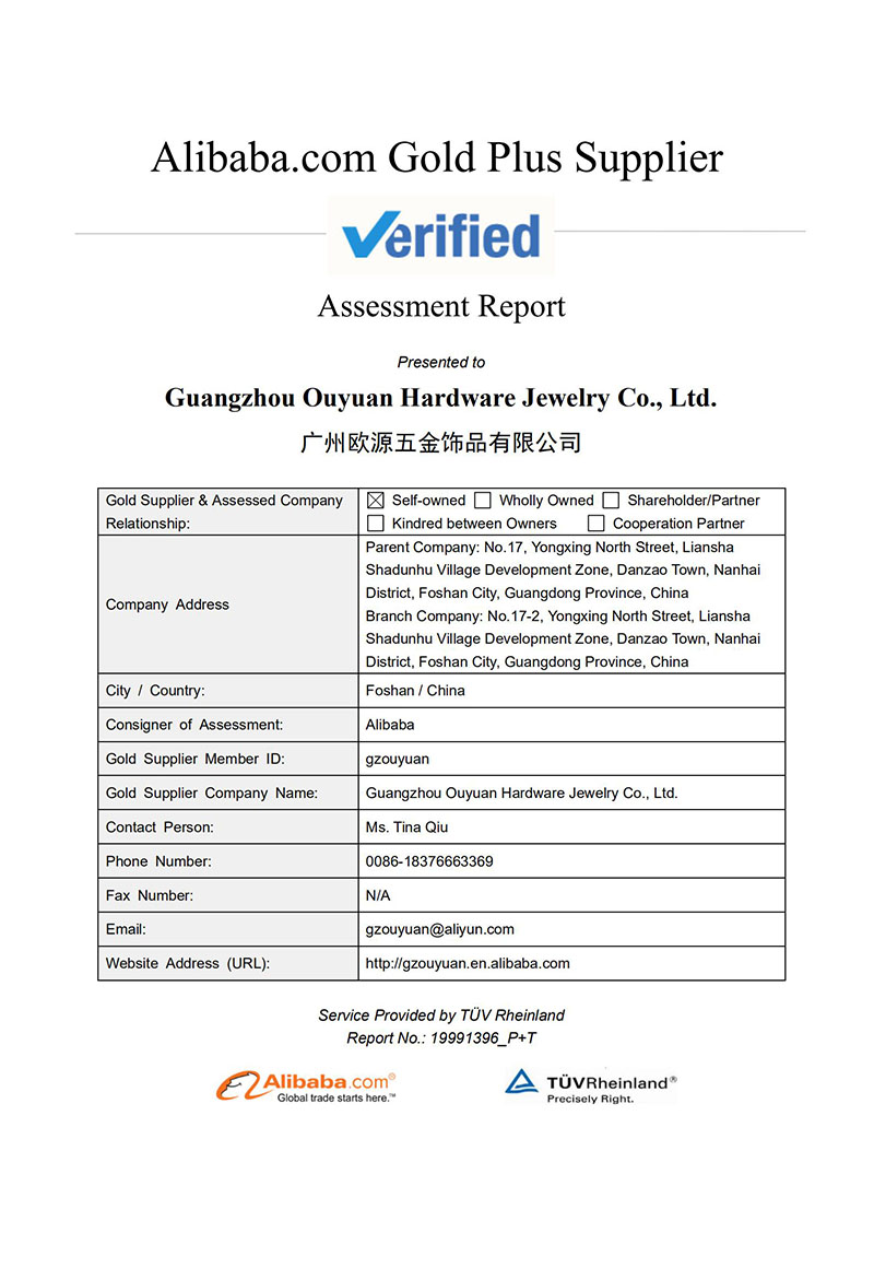 Supplier Assessment Report-Guangzhou Ouyuan Hardware Jewelry Co., Ltd._00