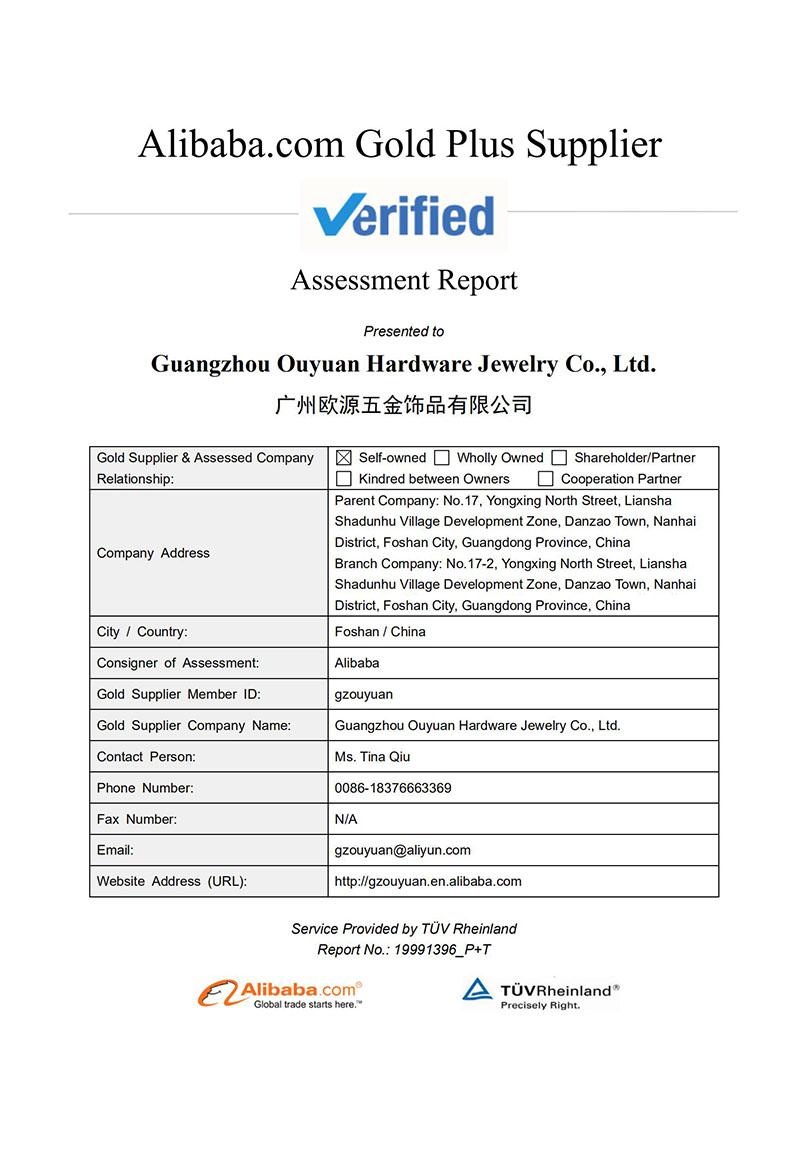 Supplier Assessment Report-Guangzhou Ouyuan Hardware Jewelry Co., Ltd._00